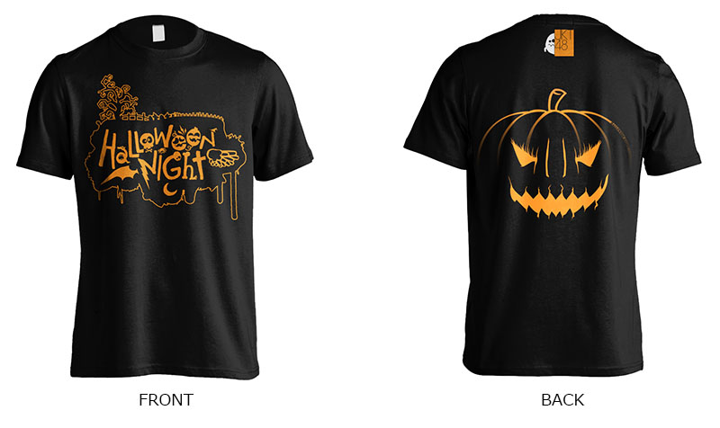 Halloween Night T-Shirt